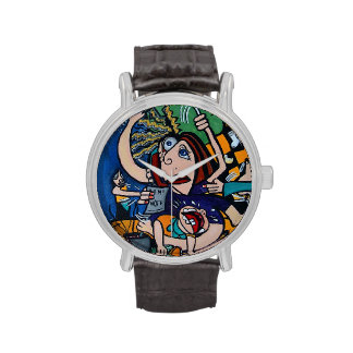 Busy Mom Mother's Day Wristwatch