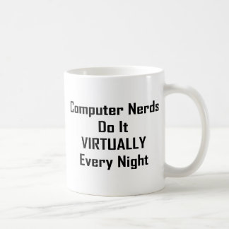 Busy Nerds Coffee Mug