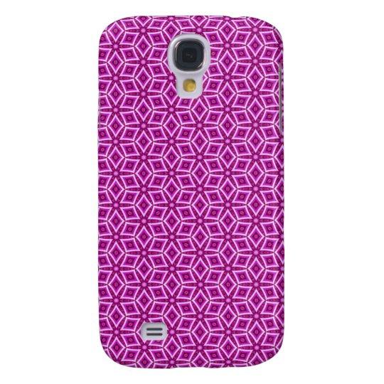 Busy Pink Diamonds Galaxy S4 Case