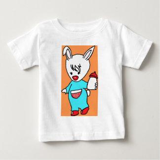 Busy Rabbit.jpg Baby T-Shirt