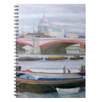 Busy Scene at Blackfriars 2005 Notebook