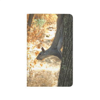 Busy Squirrel Pocket Journal