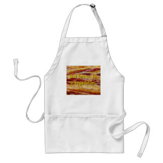 But bacon IS a vegetable. Apron