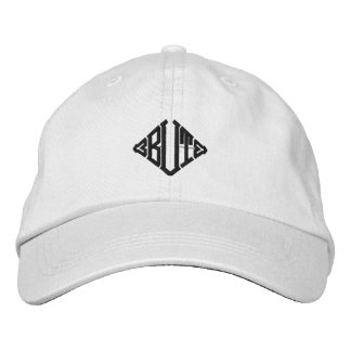 BUT, Beauty funny writing, embroidered hat
