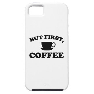 But First, Coffee iPhone SE/5/5s Case