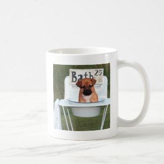 But I don't need a bath Coffee Mug