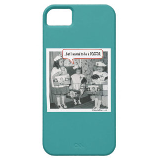 But I wanted to be a Doctor iPhone SE/5/5s Case