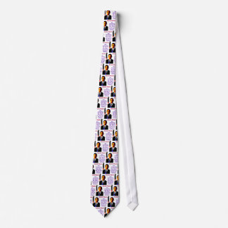 But Protecting Our Way Of Life - Barack Obama Neck Tie