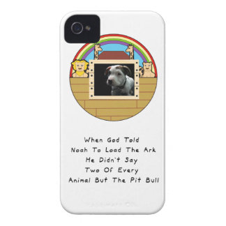 But The Pit Bull iPhone 4 Case
