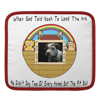 But The Pit Bull Sleeve For iPads