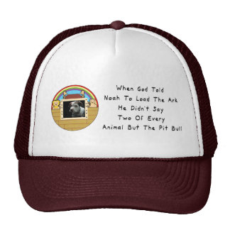 But The Pit Bull Trucker Hat