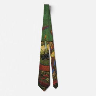 Butaca de Van Gogh Paul Gauguin, arte del vintage Corbata Personalizada