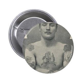 Butch Bruce, the tattooed Australian sailor Button