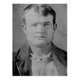 Butch Cassidy Postcard