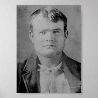 Butch Cassidy Print
