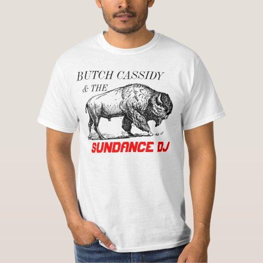 Butch Cassidy y la camisa de Sundance DJ