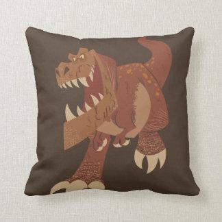 Butch Character Art Throw Pillow