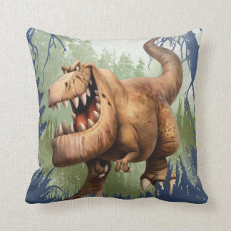 Butch Charging Throw Pillow