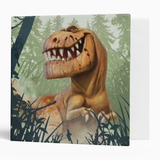 Butch In Forest 3 Ring Binder
