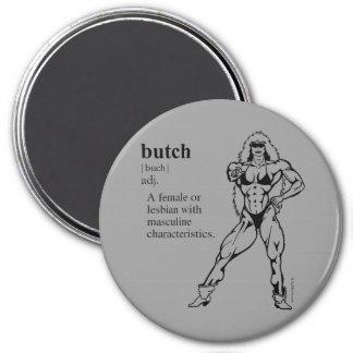 BUTCH (lesbian) Magnets