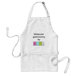 Butch periodic table name apron