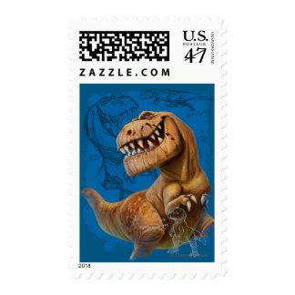 Butch Sketch Composition Stamp