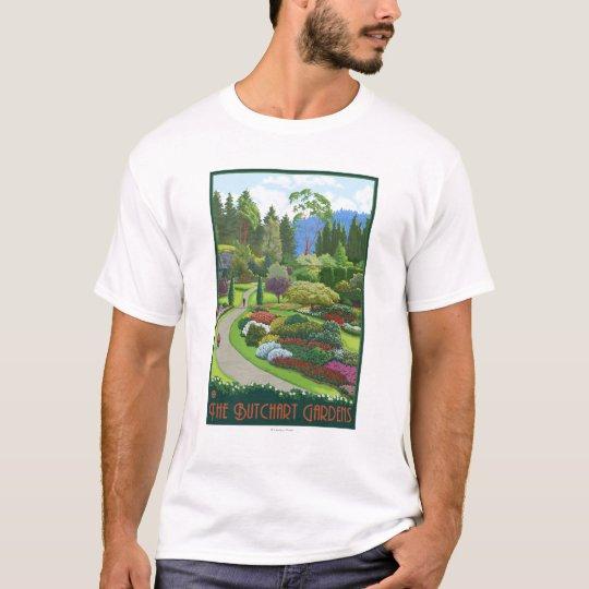 Butchart Gardens - Brentwood Bay T-Shirt