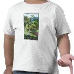 Butchart Gardens - Brentwood Bay T Shirts