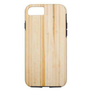 Butcher Block Design iPhone 7 Case