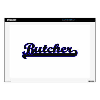 Butcher Classic Job Design Laptop Skins