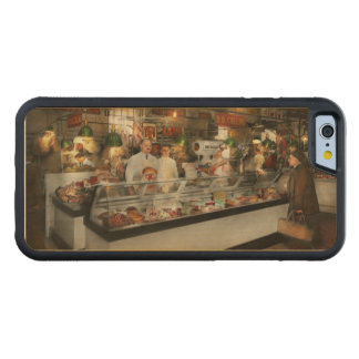 Butcher - DD Collins Butcher 1915 Carved Maple iPhone 6 Bumper Case