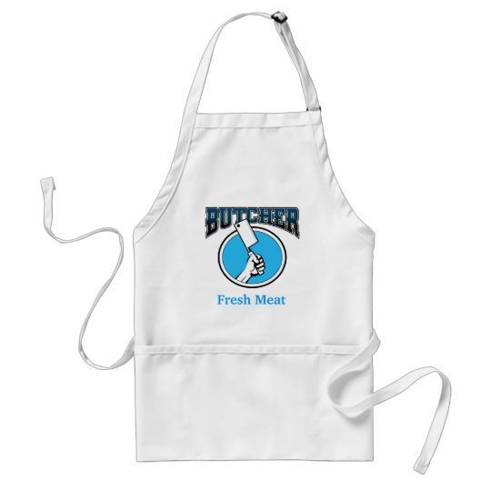 Butcher - Fresh Meat Adult Apron