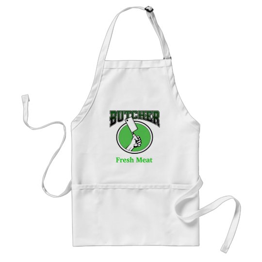 Butcher - Fresh Meat Adult Apron