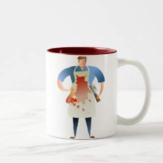 Butcher Coffee Mugs