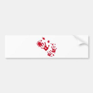 butcher.png bumper sticker
