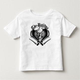 Butcher Skull 3.1 Toddler T-shirt