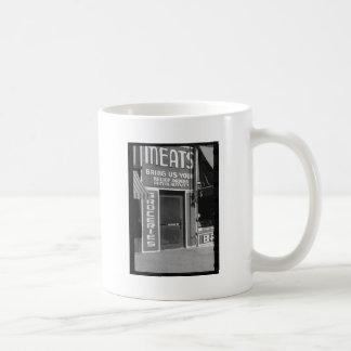 Butcher Store Coffee Mug