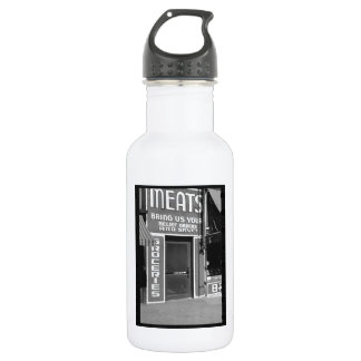 Butcher Store Stainless Steel Water Bottle