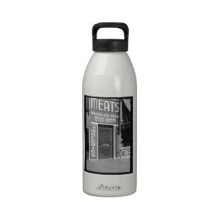 Butcher Store Drinking Bottle