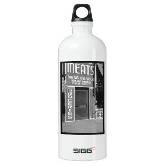 Butcher Store Water Bottle
