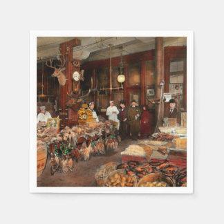 Butcher - The game center 1895 Napkin