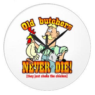 Butchers Clocks