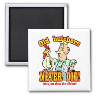 Butchers Magnet