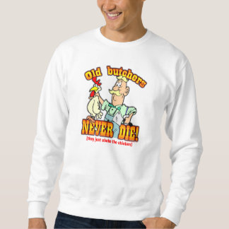 Butchers Pullover Sweatshirt