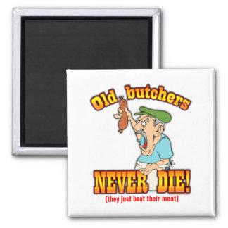 Butchers Refrigerator Magnet