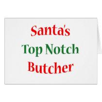 ButcherTop Notch Card