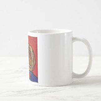 Butchie Dog by Piliero Coffee Mug