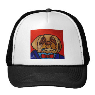 Butchie Dog by Piliero Mesh Hat