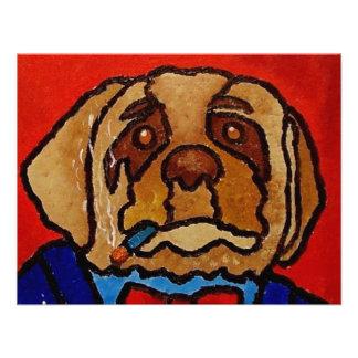 Butchie Dog by Piliero Announcement