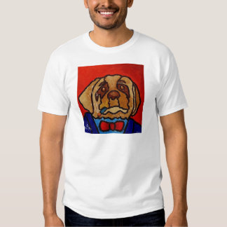 Butchie Dog by Piliero T Shirt